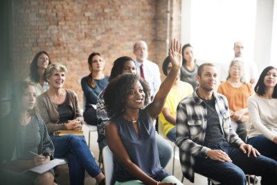 seminar training concept